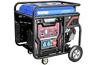 Бензогенератор, бензиновый генератор TSS SGG 12000 EH3A 12 кВт 380В