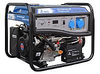 Бензогенератор, бензиновый генератор TSS SGG 7500 E 7,5 кВт 220В