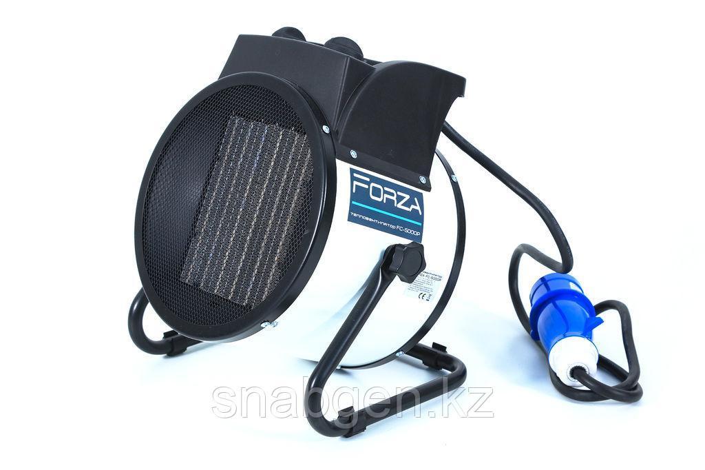 Тепловентилятор Forza FC-5000P Тепловая пушка 5 кВт