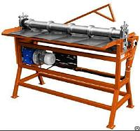 Станок электромеханический продольной резки металла СПР-1250/5-А толщиной