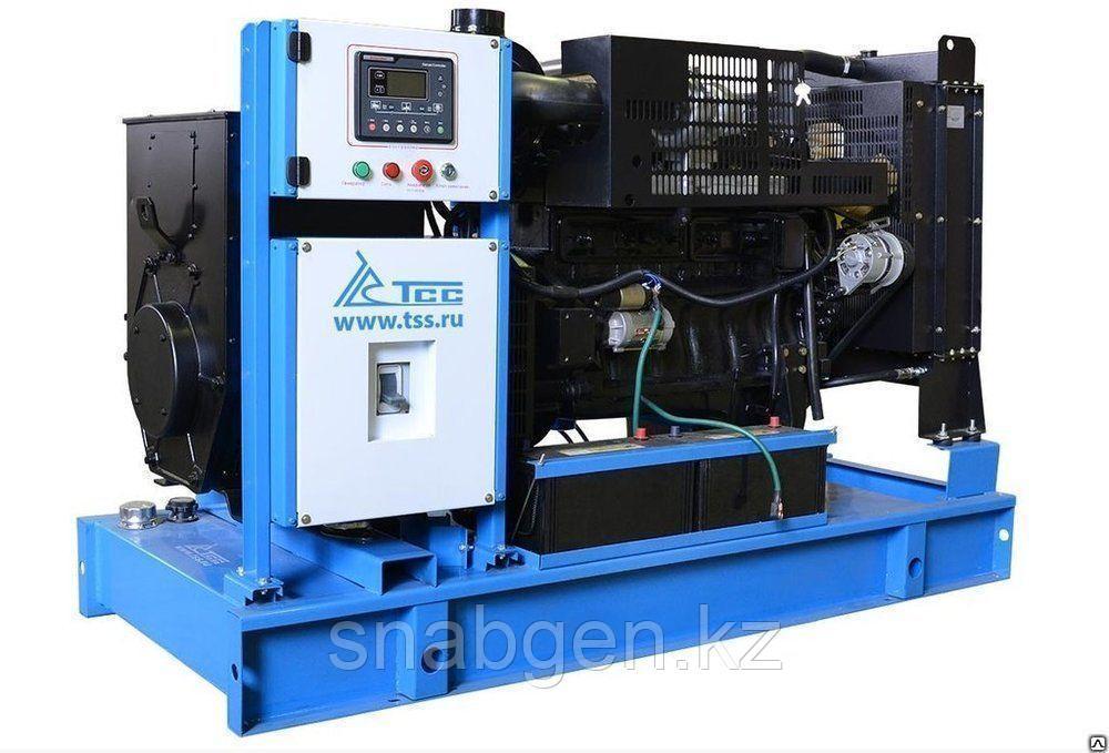Генератор дизельный АД-75С-Т400-1Р двигатель TDK 84 6LT