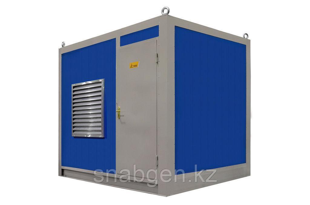 Дизельный генератор АД-120С-Т400-2РНМ11 с АВР в контейнере