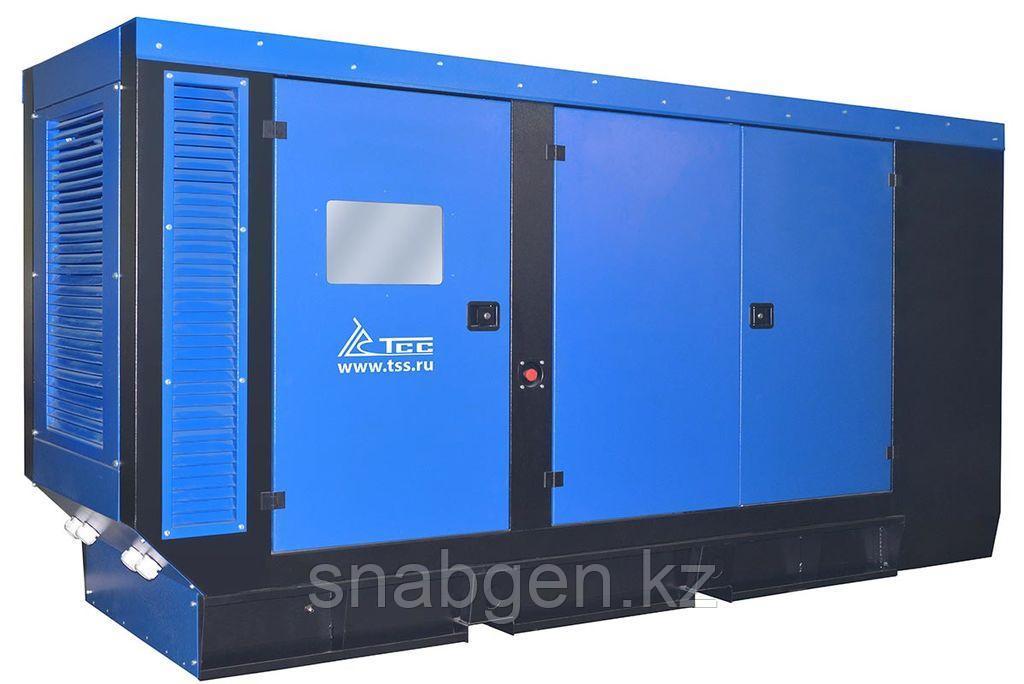 Дизельный генератор ТСС АД-100С-Т400-1РМ1 ММЗ в шумозащитном кожухе