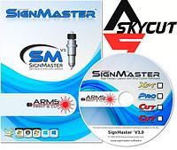 Программа Signmaster (Auto contour cut) для Авто. Оптич. Позиц. SKYCUT