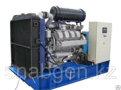 Дизельный генератор ТСС АД-315С-Т400-1РМ2 MarelliЯМЗ