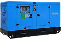 Дизельный генератор ТСС АД-40С-Т400-1РКМ7 в шумозащитном кожухеf