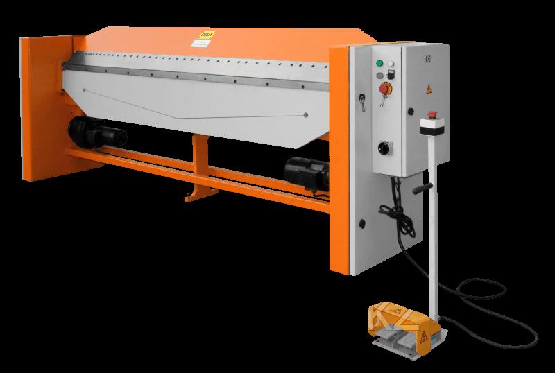 Станок листогибочный электромеханический Stalex EFMS 2520