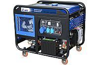Дизель генератор TSS SDG 10000EH (электронная панель)
