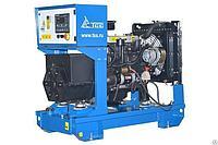 Открытый дизельный генератор 12 кВт с АВР ТСС АД-12С-Т400-2РМ11 TTd 17TS A