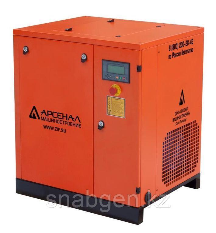 Станция компрессорная электрическая ЗИФ-СВЭ-1,0/0,7 ШМ ременная