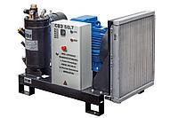 Станция компрессорная электрическая ЗИФ-СВЭ-10,2/1,0 без кожуха