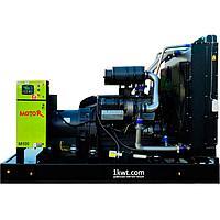 Дизельный генератор RICARDO АД200-Т400 200 кВт открытый на раме