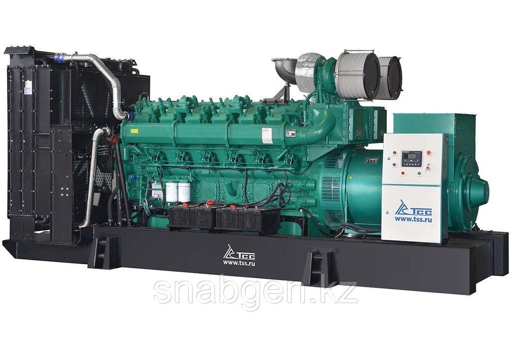 Дизельный генератор ТСС АД-1200С-Т400-1РМ5(TTD 1650TS)