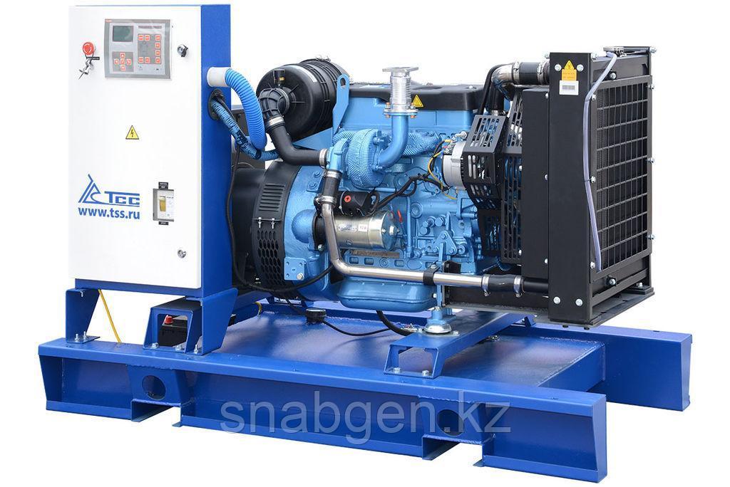 Дизельный генератор ТСС АД-40С-Т400-1РМ9 Baudouin