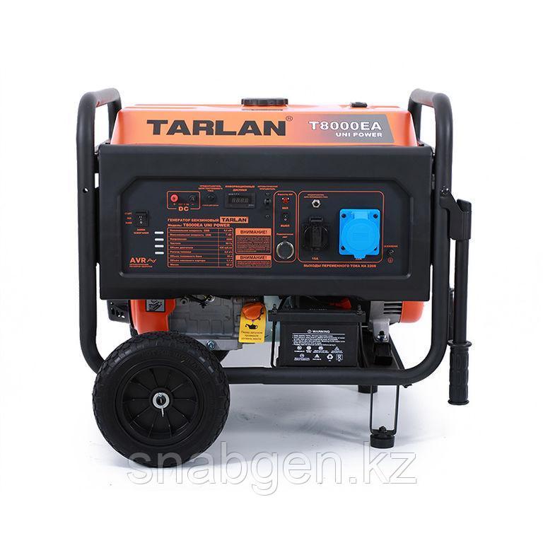 Бензиновый генератор Tarlan T8000EA