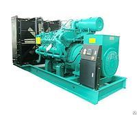 Дизельный генератор ТСС АД-1350С-Т400-1РМ5