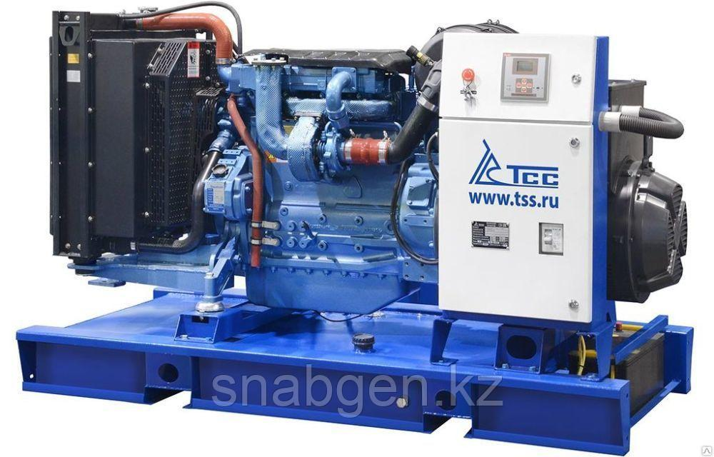 Дизельный генератор ТСС АД-80С-Т400-1РМ9 (4М11G-120/5)Baudouin