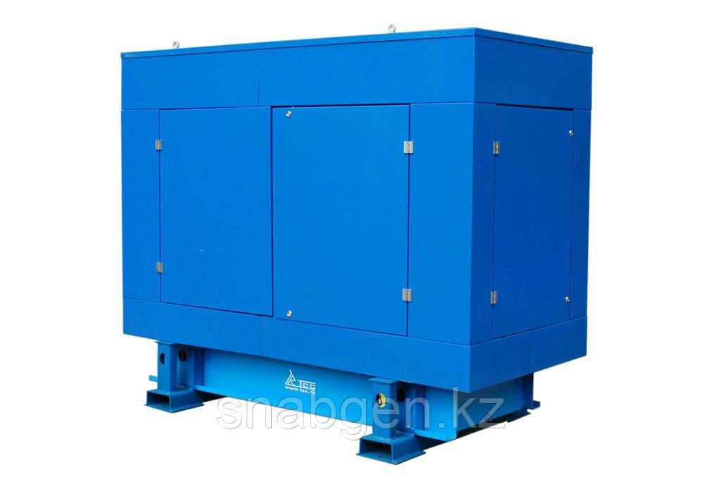 Дизельный генератор АД-100С-Т400-2РПМ11 в погодозащитном кожухе с АВР