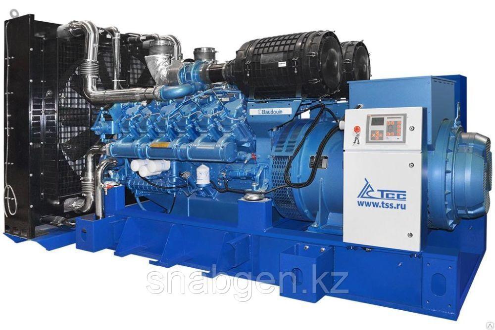 Дизельный генератор ТСС АД-800С-Т400-1РМ9Baudouin