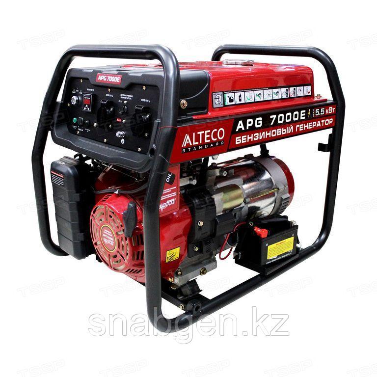 Бензиновый генератор ALTECO Standard APG 7000TE (N)