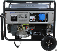 Генератор бензиновый Demark DMG 8800FE ATS