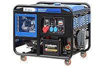Дизель генератор TSS SDG 12000EH3 (электронная панель)