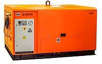 Станция компрессорная электрическая ЗИФ-СВЭ-10,6/0,7 в кожухе