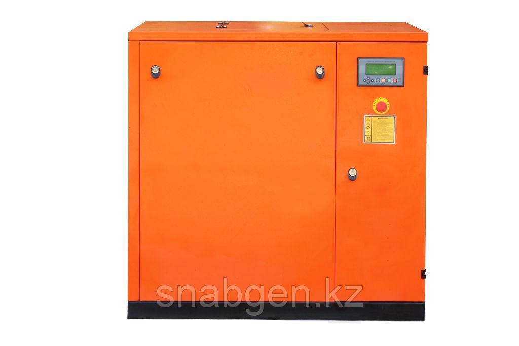 Станция компрессорная электрическая ЗИФ-СВЭ-2,1/1,3 ШМЧ ременная с ЧРП