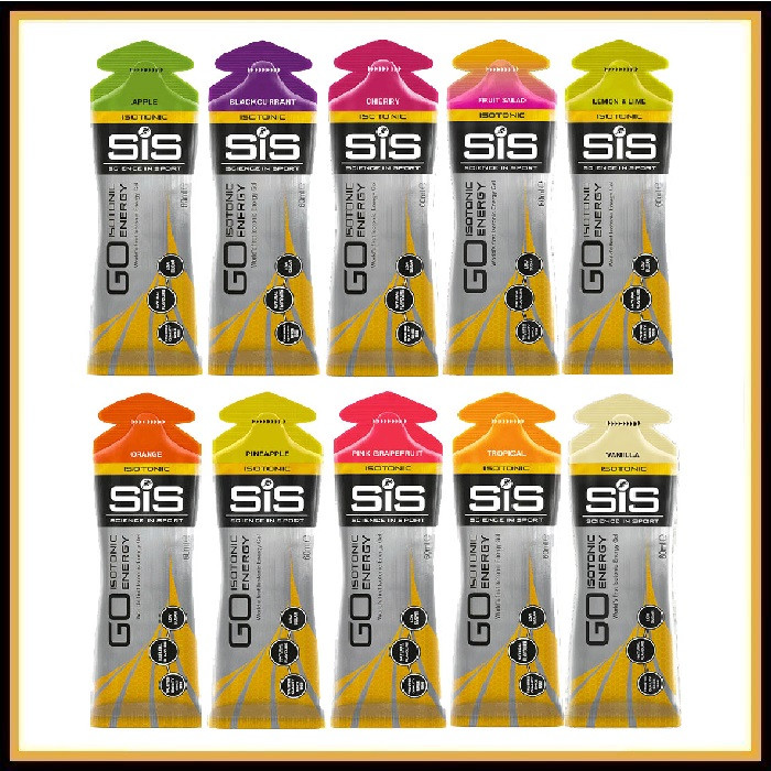 SIS Go Isotonic Energy GEL 60мл