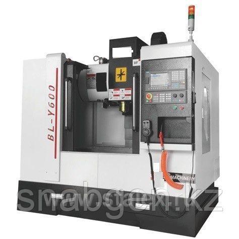 Вертикальный обрабатывающий центр с ЧПУ BL-Y600 CNC