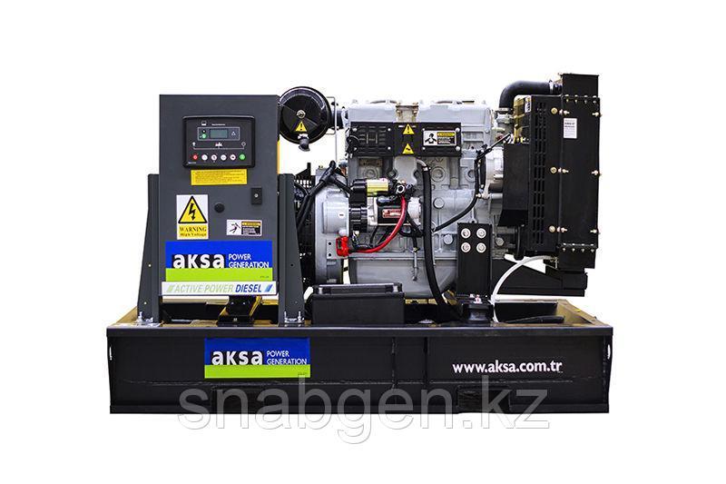 Дизельный генератор AKSA APD 35 A