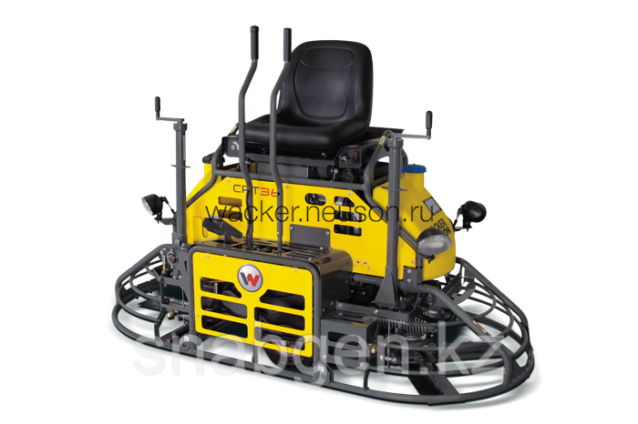 Двухроторная затирочная машина бензиновая Wacker Neuson CRT 36-26A-WK