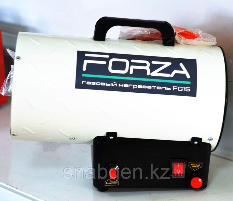 Воздухонагреватель газовый Forza FG-15 Пушка