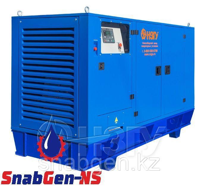 Дизельный генератор 64 кВт