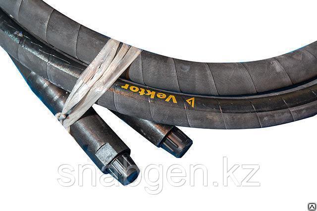 Вал гибкий 4.5метра для наконечника 51 мм/76 мм