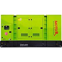Дизель генератор АД-300-Т400 на 300 кВт в еврокожухе