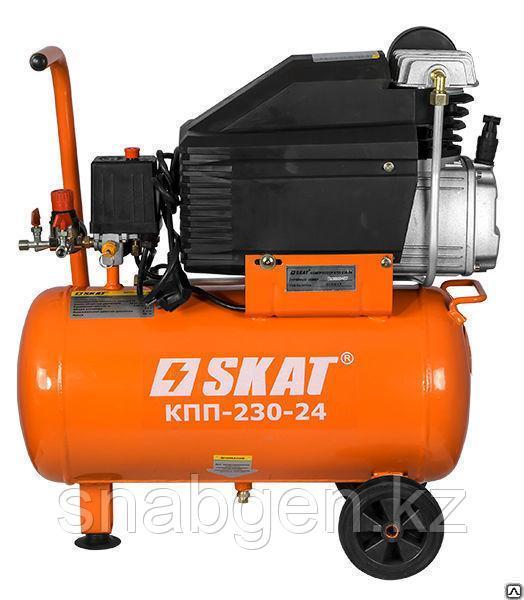Компрессор поршневой SKAT КПП-230-24