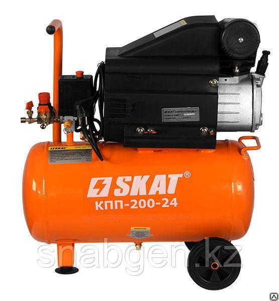Компрессор поршневой SKAT КПП-200-24