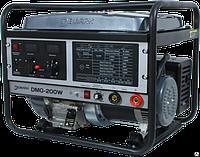 Бензиновый сварочный генератор Demark DMG 200W