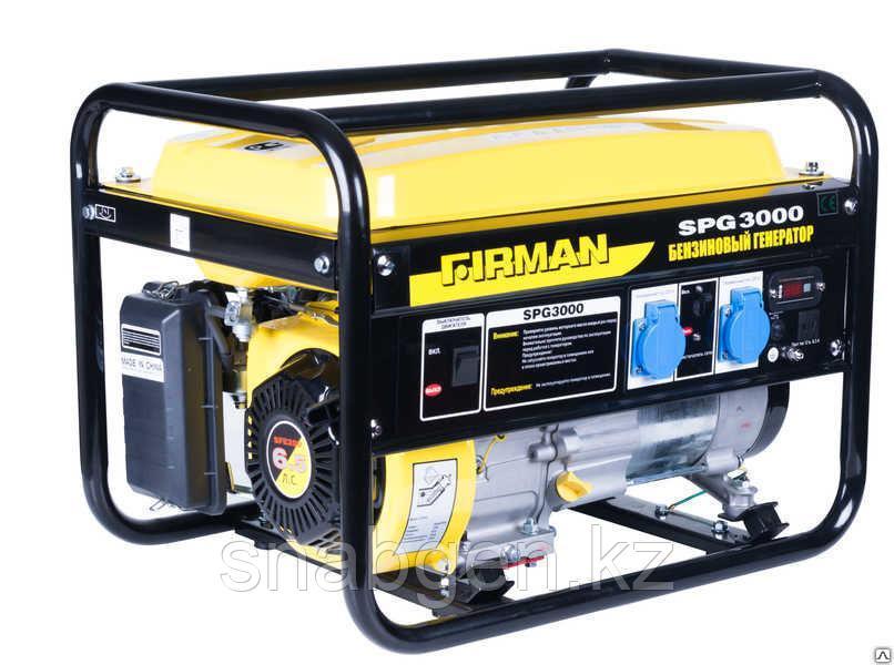 Генератор бензиновый FIRMAN SPG3000