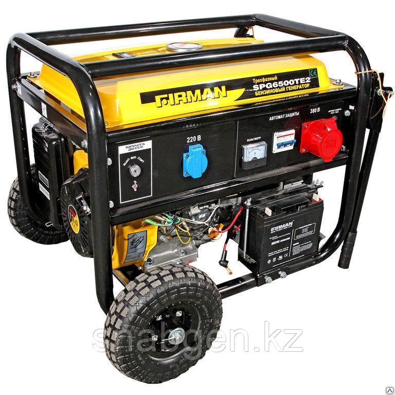Генератор бензиновый FIRMAN SPG6500T