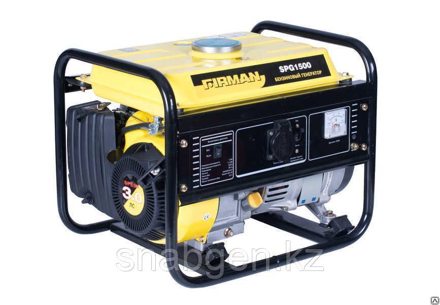 Генератор бензиновый FIRMAN SPG1500