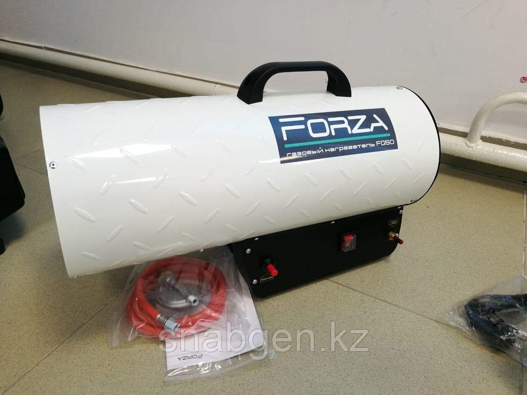 Воздухонагреватель газовый Forza FG-50 Пушка