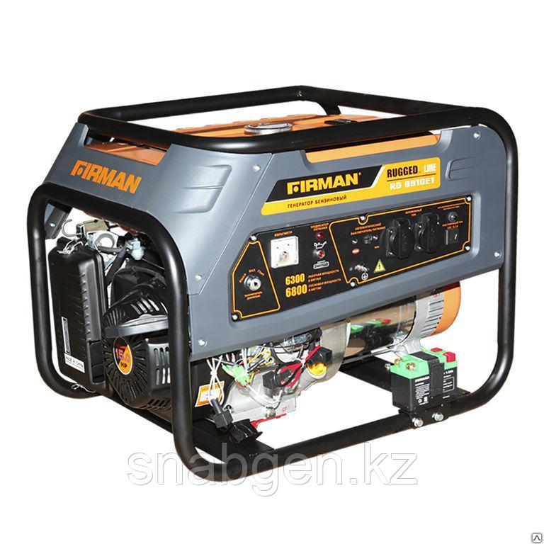Генератор бензиновый FIRMAN RD8910Е1