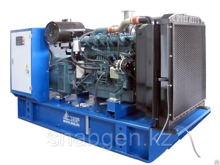 Дизельный генератор ТСС АД-300С-Т400-1РМ17 (Mecc Alte)