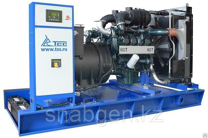 Дизельный генератор ТСС АД-360С-Т400-1РМ17 (Mecc Alte)