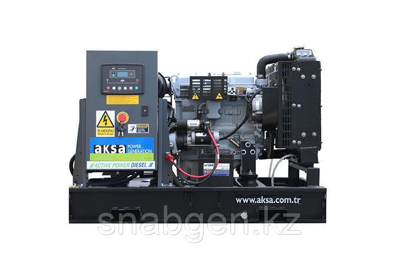 Дизельный генератор AKSA APD 17 A