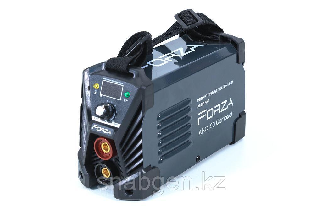 Инверторный Сварочный Аппарат Forza ARC190 Compact