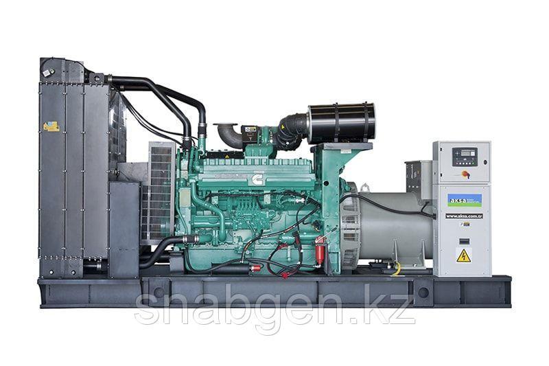 Дизельный генератор AKSA AC 1100 K