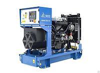 Открытый дизельный генератор 16 кВт с АВР ТСС АД-16С-Т400-2РМ11 TTd 22TS A